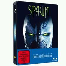 SPAWN - Limited Edition Steelbook Blu-ray - Region ALL ( A,B,C )