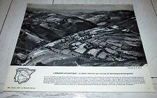 PHOTO ECOLE 1962 GEOGRAPHIE ESPAGNE ESPAÑA GALICE SAINT JACQUES DE COMPOSTELLE