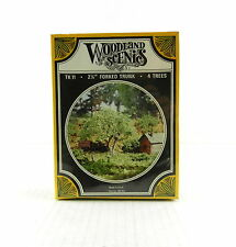 "Woodland Scenics- TK 11  2 1/4 "" FORKED TRUNK (4 KIT)  ~ NEW"