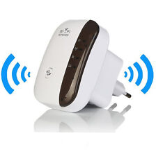 REPETIDOR WIFI 802.11 N/B/G WIRELESS AMPLIFICADOR DE SEÑAL INALAMBRICO 300 MBPS