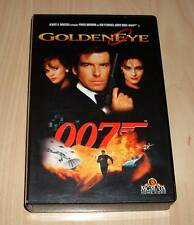 VHS - James Bond 007 - Golden Eye ( Goldeneye ) Pierce Brosnan - Videokassette