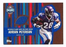 2008 Topps Pro Bowl Jerseys Adrian Peterson