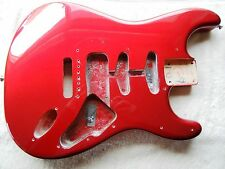 Fender American Special  Stratocaster Strat BODY USA Guitar Candy Apple Red 4lbs