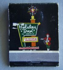 Holiday Inn Of America 11244 Pacific Hwy South Seattle 7620300 Matchbook (MK1)