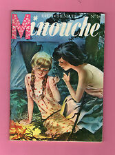 ►MENSUEL MINOUCHE  N°36 - IMPERIA 1965