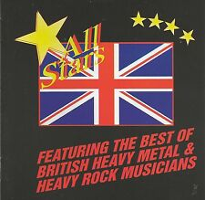 V/a  – All Stars Feat. The Best Of British Heavy Metal & Heavy Rock Musicians