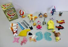 Pokemon Figure Lot Toy Parts Misc items Figurines Nintendo Angry Birds Ho-oh