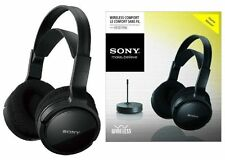 New SONY MDR-RF811RK RF Wireless Headband Headphones MDRRF811 Original