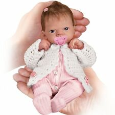 Realistic Baby Doll Collectible Reborn Detail Soft Vinyl Bodo Unliving Girl Webb