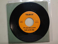 """RANDY AND THE RING:Good Time Merry-Go-Round-Caverns Of My Mind-U.S. 7"""" Tangy 101"""