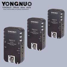 Yongnuo 3PCS Single YN-622C II ETTL wireless flash trigger Transceiver for Canon