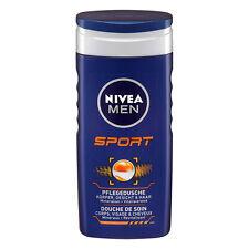 (9,96€/L) 250ml Nivea Men Sport Pflegedusche Körper Gesicht & Haar Mineralien