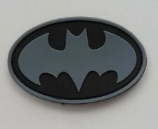 Hot  THE BATMAN BAT SYMBOL PVC 3D   Patch SJK  *125