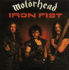 ★☆★ CD SINGLE MOTÖRHEAD Iron Fist - 2-Track CARD SLEEVE       ★☆★