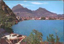 Alte Postkarte - Lago di Garda - Riva - Panorama