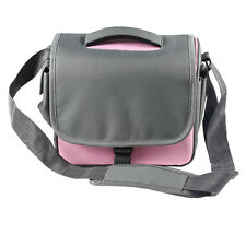 Pink Camera Bags Cases Covers for Canon EOS 550D 600D 650D 60D 7D
