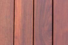 Bangkirai Dielen Premium glatt 25 x 145 mm bis 4880 mm Holz für die Terrasse