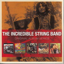 The Incredible String Band / Wee Tam, The Big Huge, u.a. (5-CD-Box-Set, NEU!)