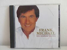 CD ALBUM FRANK MICHAEL Ses grands succes 834511044 2