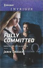 Fully Committed (Omega Sector: Critical Response) by Crouch, Janie