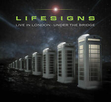 Lifesigns Live in London DVD & 2 Audio CD's (Buy direct from the Band)
