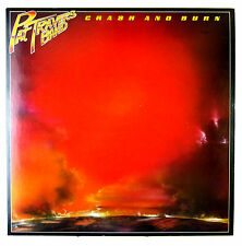 "12"" LP - Pat Travers Band - Crash And Burn - C1876 - washed & cleaned"