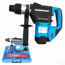 "1 1/2"" SDS Rotary Roto Hammer Demo Demolition Drill Kit for Concrete"