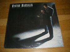 WYNTON MARSALIS hot house flowers LP Record - sealed
