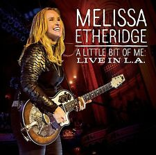 MELISSA ETHERIDGE - A LITTLE BIT OF ME: LIVE IN L.A  CD NEU