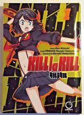 KILL LA KILL MANGA VOL.1 EXCLUSIVE GOLD FOIL HARD COVER EDITION UDON