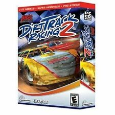 DIRT TRACK RACING 2   PC Racing Sim Game   New in Box   intense special effects