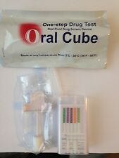 Saliva Drug Test - 5 Drugs- THC METH COC OPI AMP mAMP