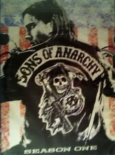 SONS of ANARCHY The COMPLETE FIRST SEASON 13 Episodes + Special Features SEALED