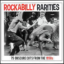ROCKABILLY RARITIES New Sealed 2016 COLLECTION 3 CD BOXSET