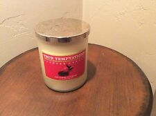 Bath & Body Works Chocolate Covered Strawberry Candle 22 oz NEW! RARE!