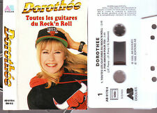 CASSETTE SINGLE DOROTHEE TOUTES LES GUITARES... AB PRODUCTIONS TF1 CLUB DOROTHEE