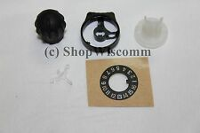 Motorola OEM  XTS5000 Channel Knob Replacement Kit 3605370Z01
