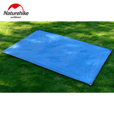 Waterproof Picnic Beach Outdoor Camping Mat Pad with Carry Bag UV Tarp in Blue