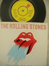 ROLLING STONES SHE'S SO COLD / SEND IT TO ME rsr 106