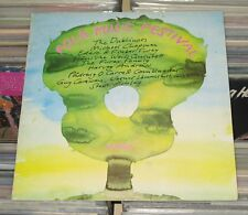 Folk Music Festival - LP (VG+) The Dubliners,Häns'che Weiss, Furey Family/AMIGA