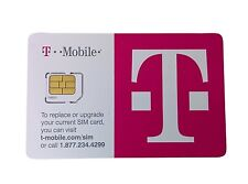 T-Mobile Micro Sim for iPhone 4/4s,Galaxy S3/S4/S5,Note 3&4