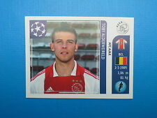 Panini Champions League 2011-12 n.246 Alderweireld Ajax
