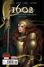 1602 WITCH HUNTER ANGELA (2015) #1 VF/NM SECRET WARS