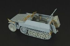 Hauler Models 1/72 GERMAN Sd.Kfz. 250/1 Ausf B Photo Etch Update Set