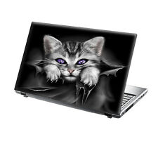 "TaylorHe Spiral Direct Gothic 15.6"" Laptop Skins Decals Stickers Reaper SD04"