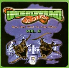 Underground Oldies Vol. 6 by Various Artists Cassette BRAND NEW SEALED