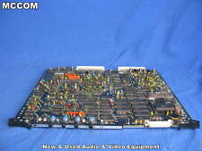 Sony RD-6 Board for BVH-3000 BVH-3100 P/N A-6017-137-A