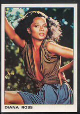 Panini 1980 Rock & Pop Collection - Sticker No 93 - Diana Ross