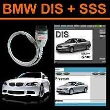 BMW GT1 OBD Diagnostic interface K+DCAN + BMW DIS v57 & SSS v32