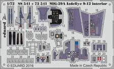 Eduard 1/72 Mikoyan MiG-29A Fulcrum Izdeliye 9-12 # 73541
